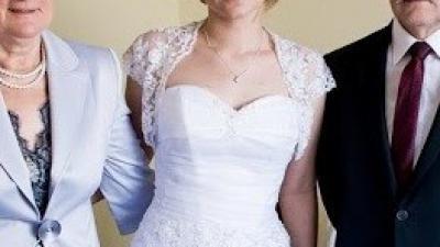Suknia ślubna + 2 bolreka!!! P-ń Jagiellońskie