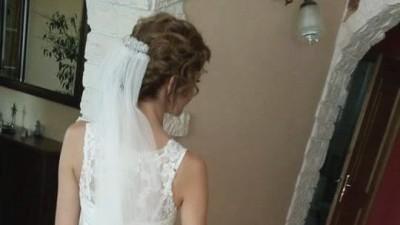 Suknia ślubna + 2 welony GRATIS (Syrena Amy Love Alecta ivory 34/36)
