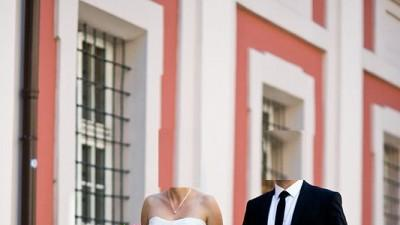 Suknia Ślubna 2013 Model Gaelle Firmy Point Mariage