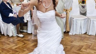 .::Suknia ślubna 32/XXS,SYRENA!::. +welon, bolerko