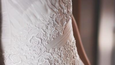 Suknia Ślubna 34/36 na 163 + 6 cm obcas
