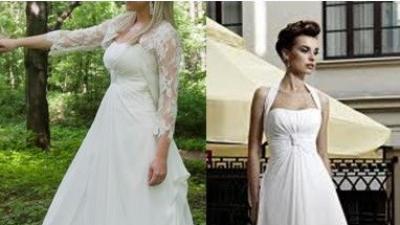 suknia ślubna 36/38 ecru
