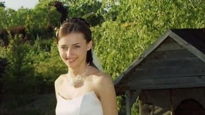 Suknia ślubna 36-38, ecru