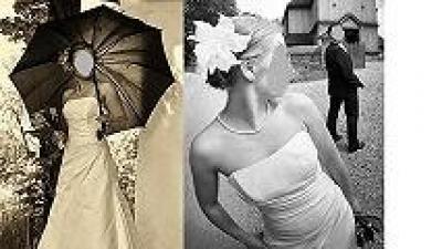 suknia ślubna 36 ecri