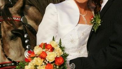 "Suknia ślubna 36 MS MODA ""Ivett"""