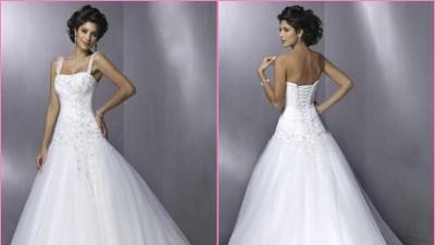 Suknia ślubna 36 - NOWA! ! ! OKAZJA POLECAM ! ! !