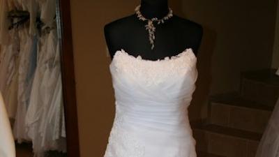 suknia slubna 38-40