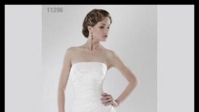 Suknia Ślubna 38/40 Ellis 11296, kolor Ivory