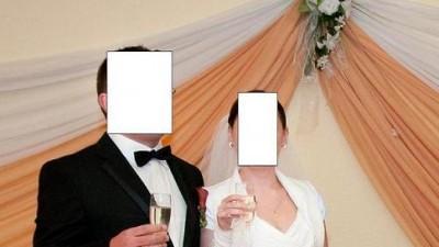 Suknia ślubna 40 42 Prosta klasyczna Ecru Kraków