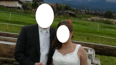Suknia Ślubna 46 USA
