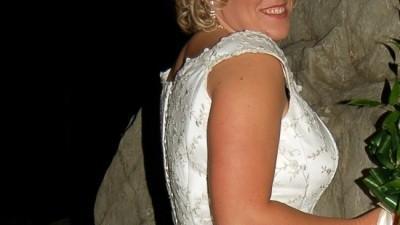 suknia ślubna 48 cena 500 zł