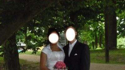 Suknia ślubna 500zł
