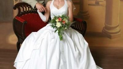 Suknia Ślubna - 600 zł
