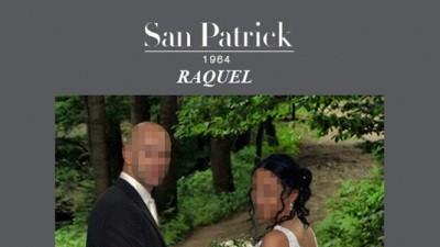 SUKNIA ŚLUBNA – RAQUEL  San Patrick
