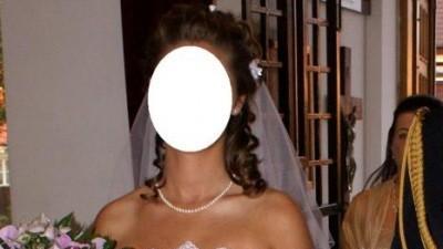 Suknia ślubna – rozmiar 38