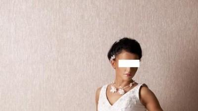 "Suknia ślubna ""Annais Bridal"" 2008 model Larys"