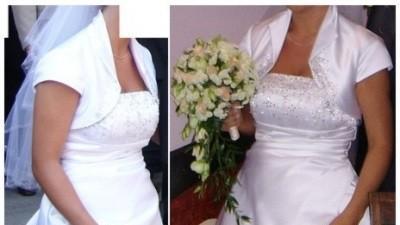 Suknia ślubna Adeline model Adabiel