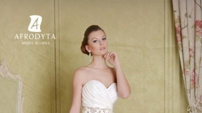 Suknia ślubna Afrodyta model Sophra