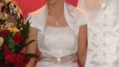 Suknia ślubna agnes 10150
