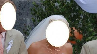 Suknia Ślubna - Agnes 1600