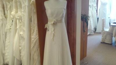 Suknia ślubna Agnes 1727. NIEPOWTARZALNA !!!