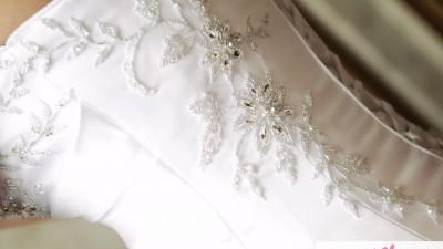 Suknia ślubna Agnes 36/38 + gratis!!!