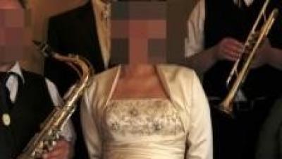 """Suknia Ślubna """"Agnes"""""""