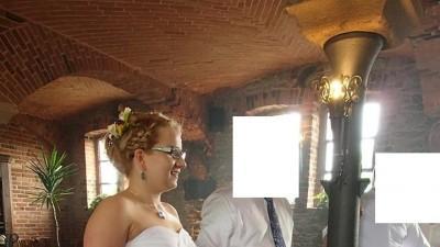 Suknia ślubna agnes hiszpanka przepiękna