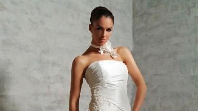 Suknia ślubna AGNES Model 1745 + GRATIS