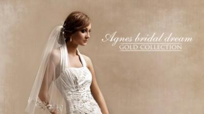 Suknia Ślubna Agnes nowa