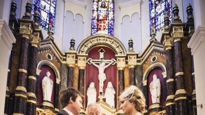 Suknia ślubna Agnes rozm. 36-38 ecru  jak nowa!