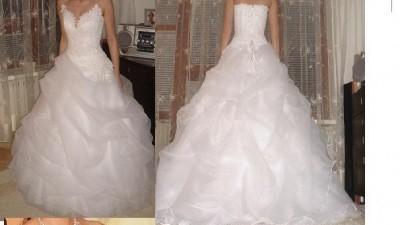 suknia ślubna agora 27-15