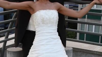 Suknia ślubna AGORA 27-73
