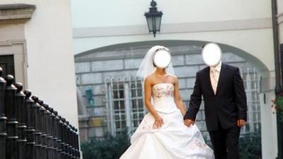 Suknia ślubna AGORA model 26-11