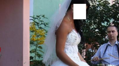 Suknia ślubna AGORA Swarovski