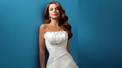 Suknia Ślubna - Alfred Angelo
