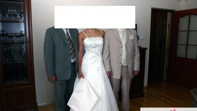 """Suknia ślubna  """"Alicja Eklow"""""""