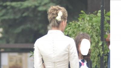 Suknia ślubna Allure Bridals 9155 ecru roz. 36
