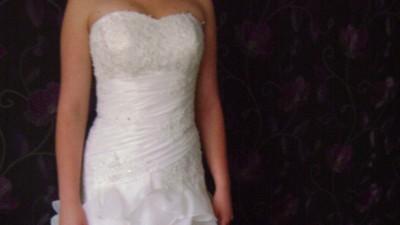 Suknia ślubna Amelia, nowa!!!