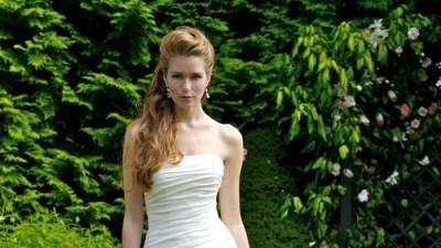 Suknia ślubna amerykańskiej firmy Sincerity model 3349