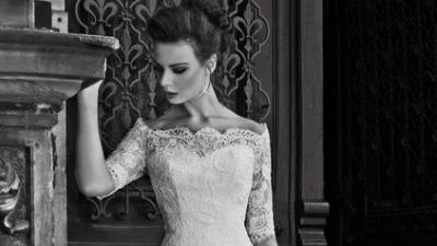 Suknia ślubna Amy Love Bridal model GRAZIA 2015 rozmiar 40