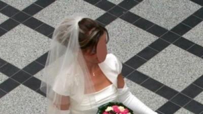 Suknia ślubna Anabel w sam raz na zimową porę