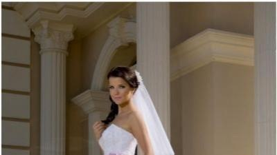 Suknia Ślubna Angel model Giovani