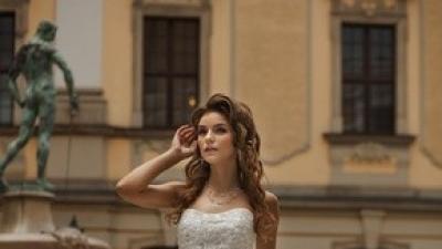 suknia slubna Annais BRida Sillia Wloclawek