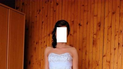 Suknia ślubna Annais Bridal model CARRERA, r. 36/38