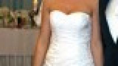 Suknia ślubna Annais Bridal, model Christina,kolekcja 2010 ROMANCE