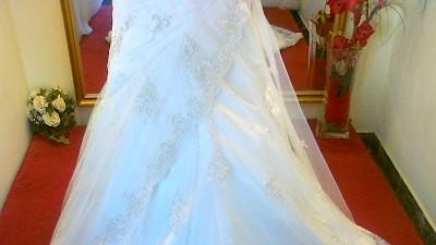 Suknia śłubna annais bridal model miracle