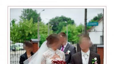 Suknia ślubna ANNAIS BRIDAL r.36-38 WELON GRATIS!