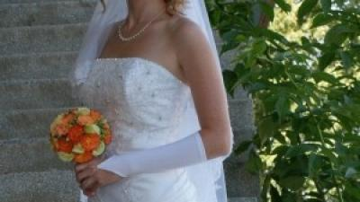 Suknia Ślubna ANNAIS BRIDAL SHELBY 36/38