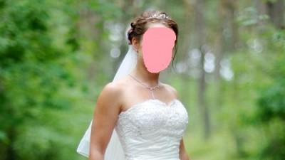 Suknia ślubna Annais Marlene 2011 ecru 36-38